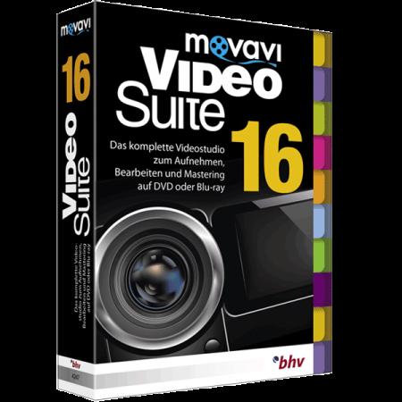 movavi Video Suite 16