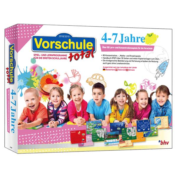 Vorschule total 2018/2019 4-7 Jahre