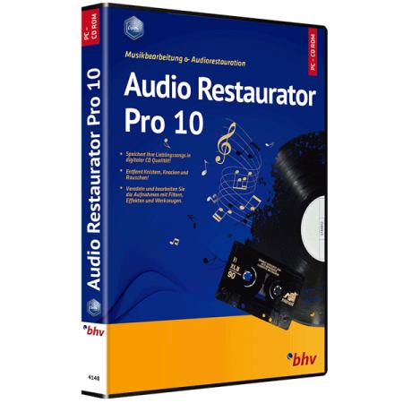 Audio Restaurator Pro 10