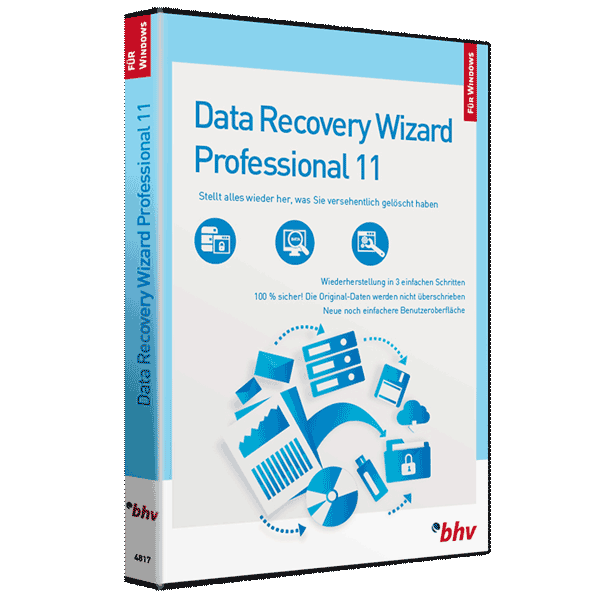EaseUS DataRecovery Wizard Professional 11