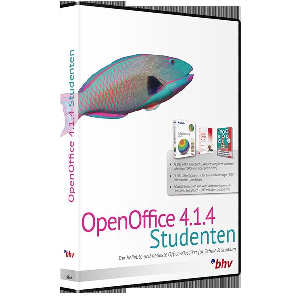 Openoffice 4 1 4 Studenten