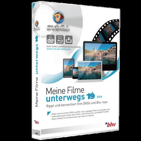 DVDFab Meine Filme unterwegs 19
