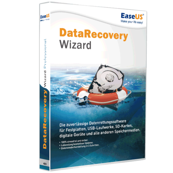 EaseSU Data Recovery Wizard