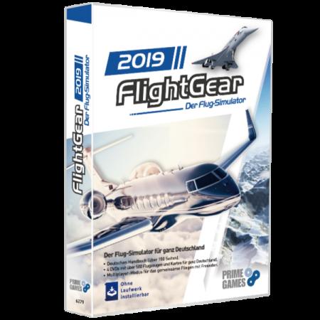 FlightGear 2019 – Der Flug-Simulator