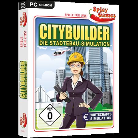 CityBuilder - Die Städtebau-Simulation