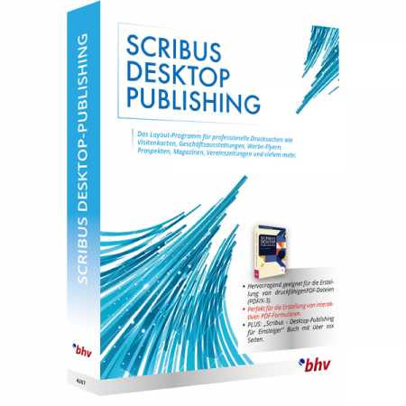 Scribus Desktop-Publishing
