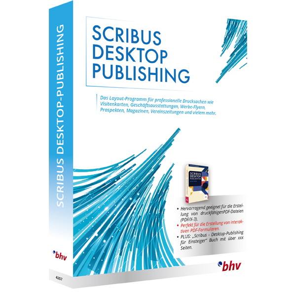 Scribus Desktop-Publishing