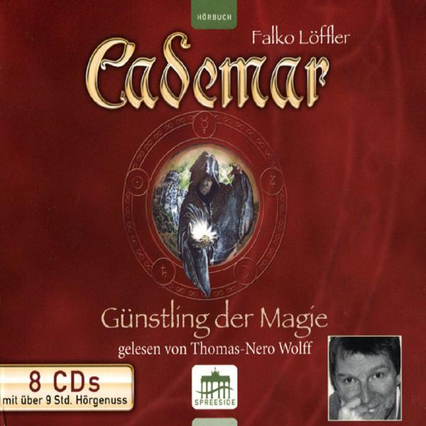Cademar - Günstling der Magie (Hörbuch)
